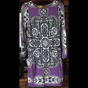 Funky Long Sleeve Dress